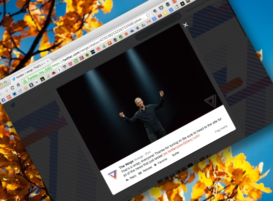 tim cook at wwdc14